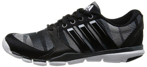 adidas - Zapatillas para deportes de interior para mujer black1/black, - negro, 4