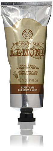 Body Shop Almond Hand Cream