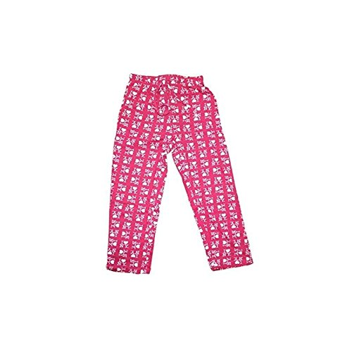 NYC FACTORY I Love NY Hot Pink Lounge Pants New York Heart Pajama -