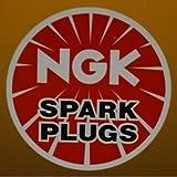 NGK (8196) DCPR6EIX Spark Plug - Pack of 4