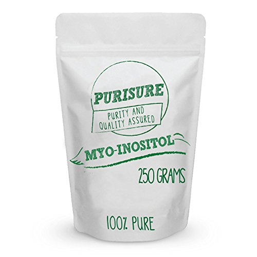 - Myo Inositol Powder 250g (500 Servings) | Nootropic | Cognitive Enhancer | Mood Support | Memory | Learning | Focus | Concentration | Boosts Mental and Physical Energy