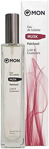 Mon Deconatur Colonia De Musk Y Patchouli 100 ml: Amazon.es: Belleza