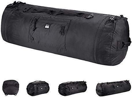Amazon.com: Ultraligero ajustable bolsa de viaje mochila con ...