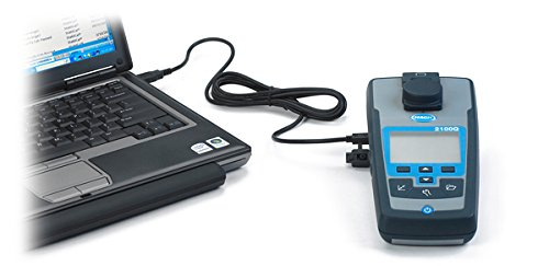 Hach 2100Q01USB 2100Q Portable Turbidimeter Kit with USB and Power Module by Hach Company