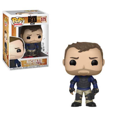 Funko Pop! Television: The Walking Dead - Richard Collectible Toy (Television Pop Walking Dead)