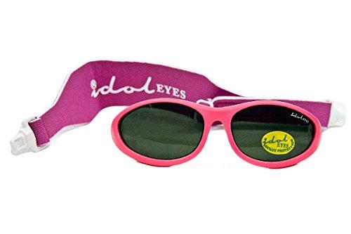 BOMIO Sonnenbrille Idol Eyes BW, schwarz