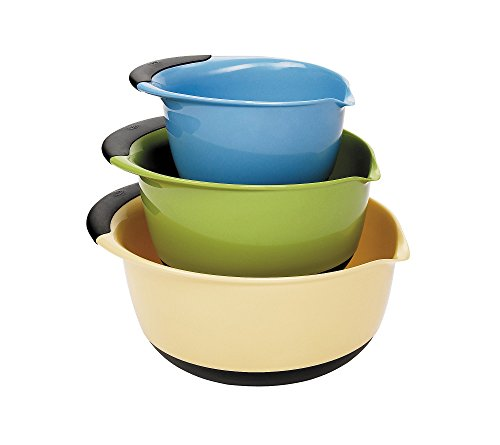 OXO Mixing Bowl Set in Assorted Colors