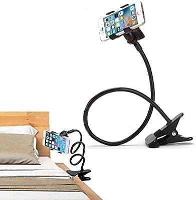 MOELECTRONIX - Soporte de Cama para teléfono móvil, Soporte de ...