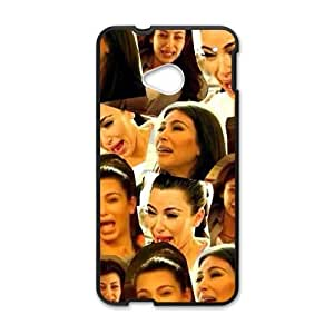 Happy kim kardashian crying Phone Case for HTC One M7