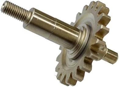 Outlaw Racing Water Pump Shaft With Gear for Honda