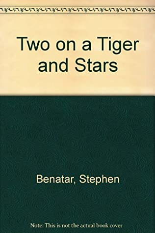 book cover of Two On a Tiger and Stars