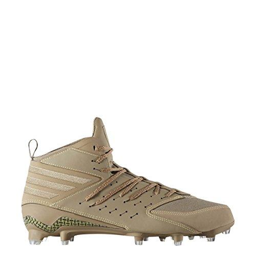 adidas Dark Ops Freak X Kevlar Cleat Men's Football 13 Hemp-Clear Sand