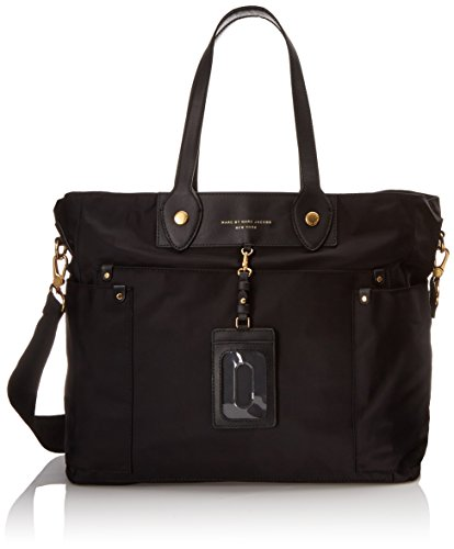UPC 887710049815, Marc by Marc Jacobs Preppy Nylon Elizababy Carry On, Black, One Size