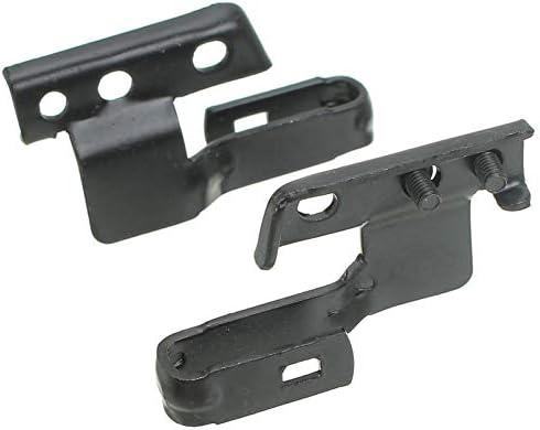 2 set di kit di montaggio adattatore per braccio del tergicristallo anteriore universale in metallo 3392390298 Adattatori tergicristallo Qiilu per parabrezza