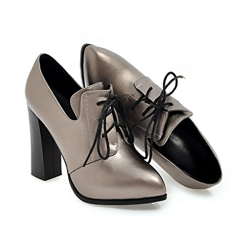 hexiajia, Damen Bootsschuhe arme couleur