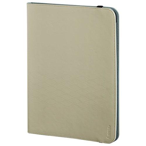 Hama 00106448Fader Wallet für iPad Air/2/Pro 9,7sand braun