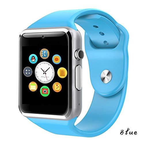 A1 Reloj de Pulsera Bluetooth Inteligente de la Vigilancia ...