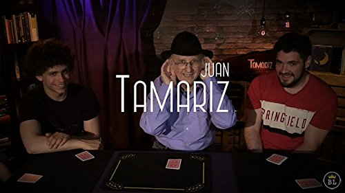 Juan Tamariz Magic From My Heart DVD
