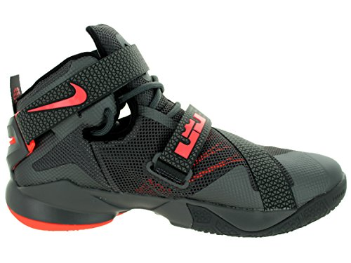 Soldier Dark Basketball Men Ix Grey NIKE Blk Shoes Lebron Ht s Dark Lv Grey SRxwCCpq5