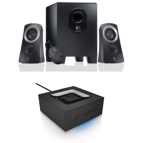 Logitech Speaker System Bluetooth Adapter