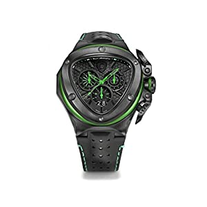 Tonino Lamborghini Mens Watch Spyder Dark Line Mod. 3132 Chronograph 3123