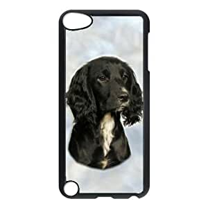 Custom Working Cocker Spaniel Dog Hard Case Clip on Back Cover for Ipod touch5
