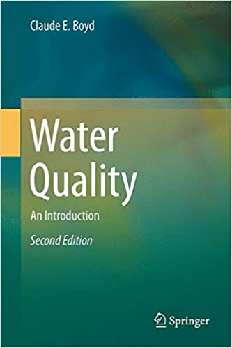 Claude Boyd: Water Quality: Introduction