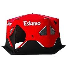 Eskimo Fatfish Six Sided Insulated Ice Shelter