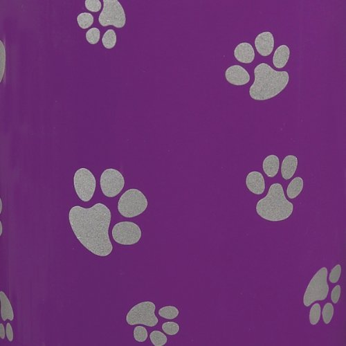 Guardian Gear Stainless Steel Dog Water Bottle, 16-Ounce, Purple