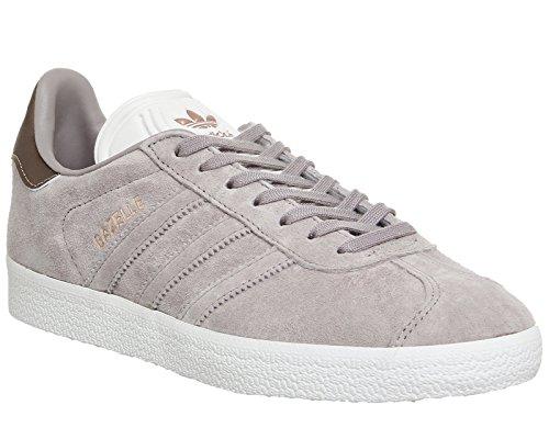 Adidas Gazelle Sneaker Vapore Grigio Off White Esclusivo Rame