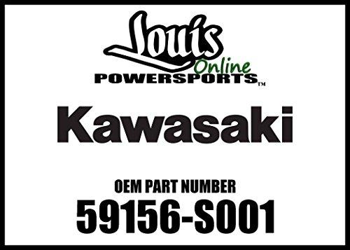 Price comparison product image Kawasaki 03-06 KFX Pipe Tail 59156-S001 New OEM