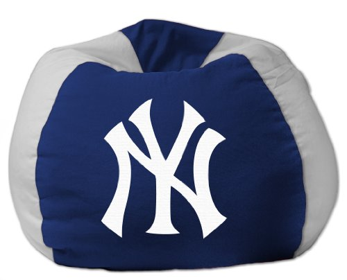 NFL Bean Bag Chair New York Yankees (New York Yankees Comforter)