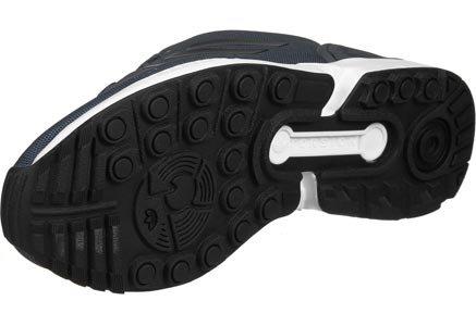 adidas Zx Flux, Zapatillas de Entrenamiento para Hombre gris blanco