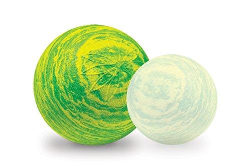 OPTP Posture Ball 8-Inch (475) - Foam Roller Massage Ball for Physical...