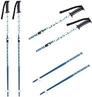 K2 Ski Sprout Boys' Ski Poles - Blue - Length: 75-105 cm - 10E