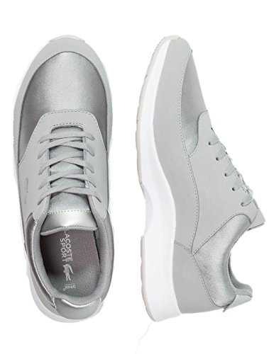 Low Chaumont Damen Trainer 1 Lace Grey Lacoste 317 n7YpR6wpxq