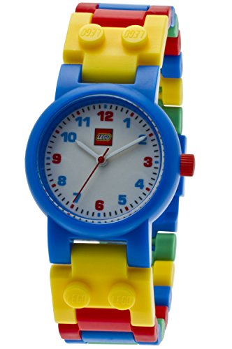 LEGO Kids' 4250341 ''Creator'' Watch with Buildable Toy by LEGO