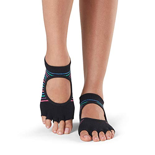 non Socks Barre Ballet Bellarina Half Donna amp; Grip Pilates slip Toe Yoga For Arcade Calze Toesox pTAxwItqgn