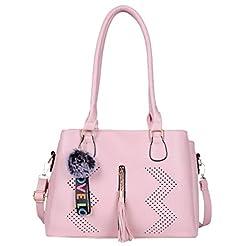 Lovygaga Fashion Women Solid Color Tasse...