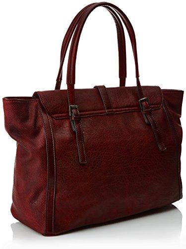 85850 XTI 85850 Burdeos Red XTI Women's 85850 Shoulder Women's Bag Bag Shoulder Red Burdeos XTI Women's wnFCAqS