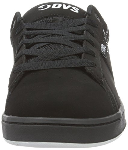 Black APPAREL Varies Shoe Men's Black Black White Schwarz Revival DVS Skateboarding Uq1B8ww