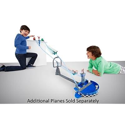 Disney Planes Sky Track Challenge Trackset: Toys & Games