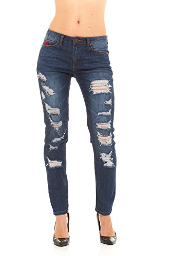 red-jeans-womens-destroyed-ripped-casual-denim-skinny-blue-jeans-by-red-jeans