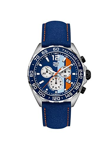 Formula 1 Quartz Watch - TAG Heuer Formula 1 Gulf Racing Special Edition Watch - CAZ101N.FC8243