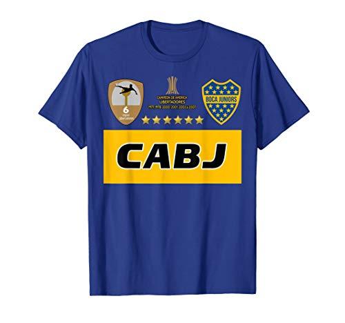 11f6c779a Boca Juniors champion America Libertadores soccer fans shirt
