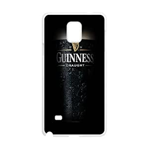 Guinness Alcohol dark beer for Samsung Galaxy Note 4 Phone Case Cover 6FF459331