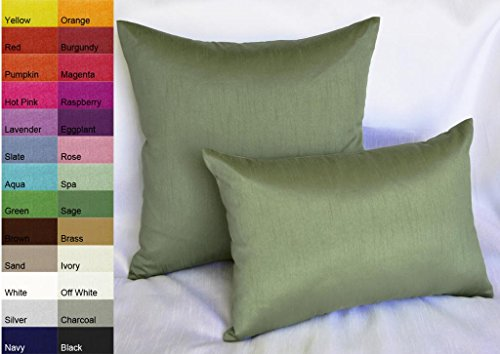 Creative Solid Decorative Pillow Covers / Throw Pillow Cover