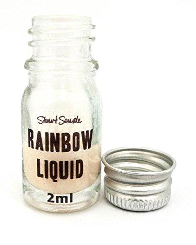 Stuart Semple Shift - Colour Changing Rainbow Paint - Black 2.0 x Rainbow Liquid