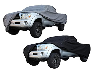 XtremeCoverPro Car Cover for Selected Chevrolet Silverado 3500 Crew Cab 8ft box 2001 2002 2003 2004 2005