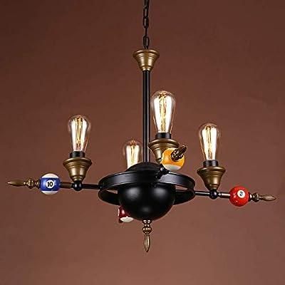 Pointhx Náuticas Billar Novedad Lámparas Los Loft Loft Antiguo ...